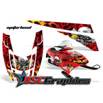 Snow Mobile Decals